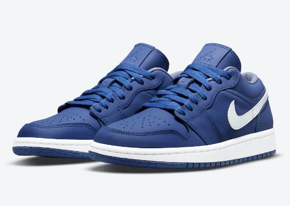 Fans Looking forward to Air Jordan 1 Low Deep Royal Cool Collection