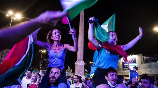 1,000 Italy fans to be flown to London for Euro 2020 final