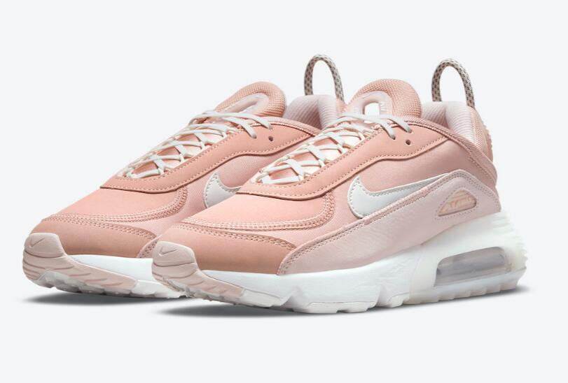 2021 Latest Nike Air Max 2090 Release the Soft Pinks Colorways