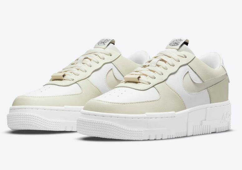 2021 New Arrivals Air Force 1 Pixel Releasing With Cashmere