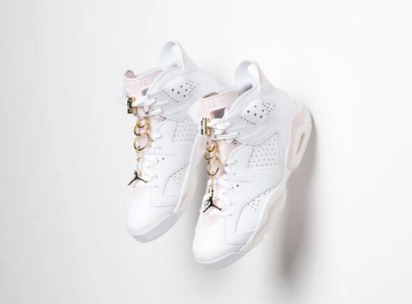 """Air Jordan 6 WMNS """"Gold Hoops"""" Will Available in July 1, 2021"""