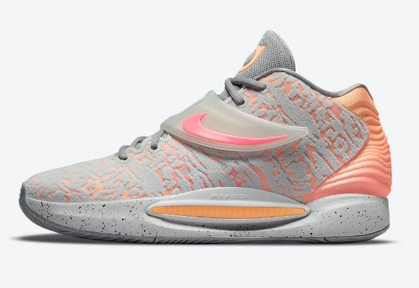 Best Release Hiking Shoes Nike KD 14 Sunset to Arrive on July 22nd, 2021