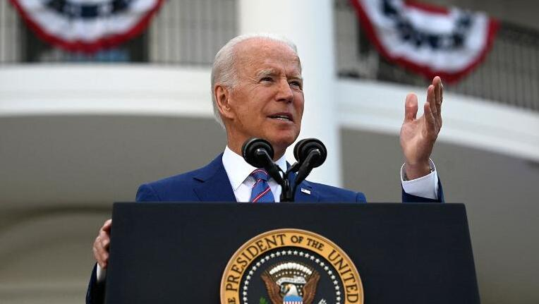 Biden warns about conspiracies flourishing in the US: 'The rest of the world's wondering about us'