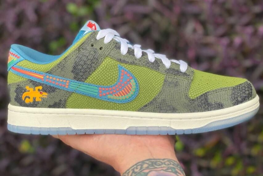 DO2160-335 Nike Dunk Low Siempre Familia to Release Soon