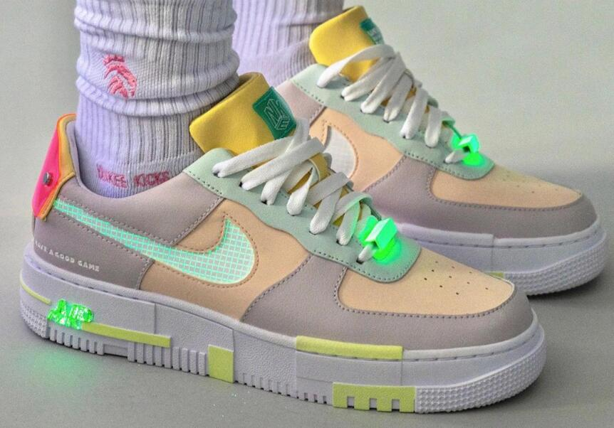 DO2330-511 LPL x Nike Air Force 1 Pixel Have A Good Game New Sale