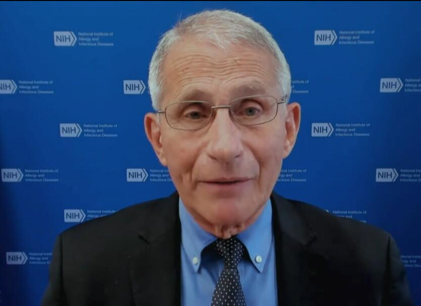 Fauci: More than 99% of people who died from COVID-19 in June were not vaccinated
