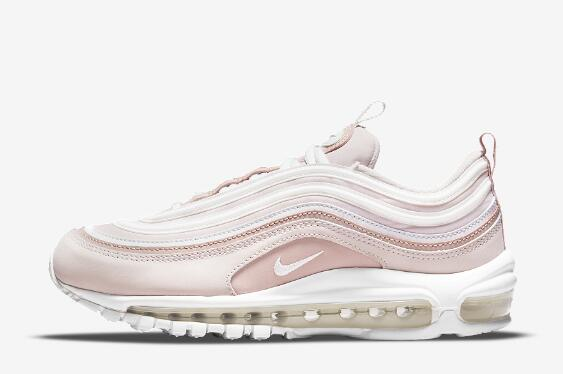 Latest Nike DJ3874-600 Air Max 97 Coming With Pale Pink Palette