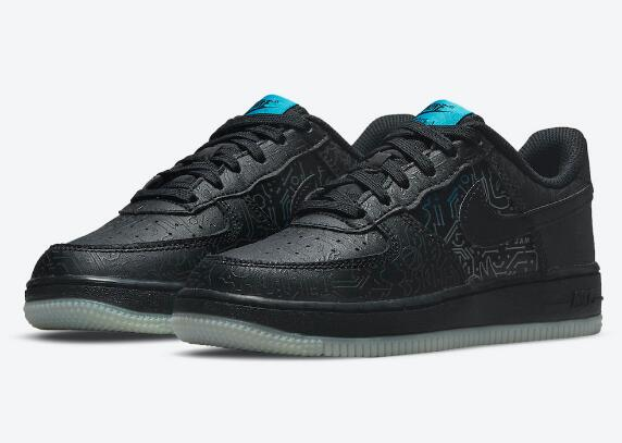 """New Air Force 1 Low """"Space Jam"""" Will Release for July"""