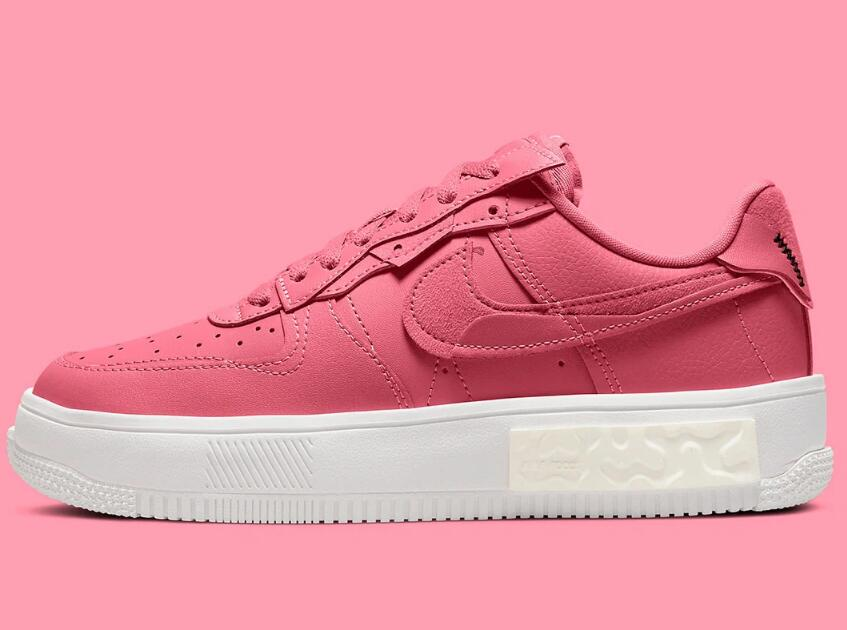 New Sale Nike Air Force 1 Fontanka Coming With Archeo Pink