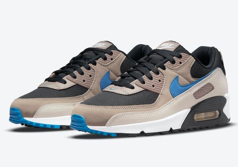 Now Nike Add Blue Slate and Malt To This Air Max 90