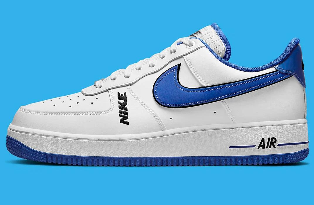 The New Sporty Nike Air Force 1 Low Coming With More Experimental Branding