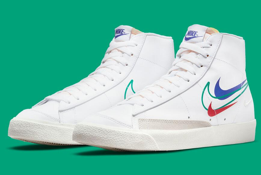The Summer Of Sport Nike Blazer Mid '77 Olympic Coming Soon