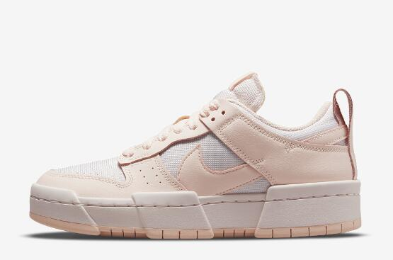 Women's Nike CK6654-602 Dunk Low Disrupt Barely Rose Coming Soon