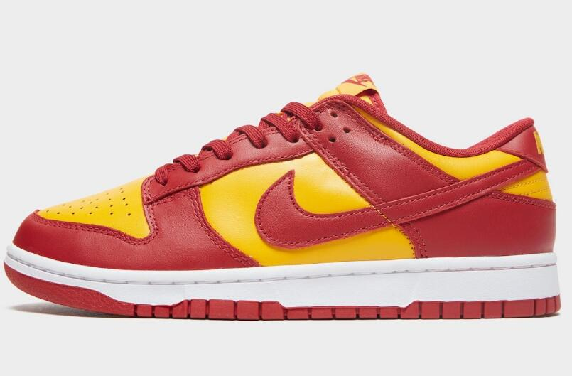 Hot Selling Nike Dunk Low Midas Gold Will Debut for Fall 2021