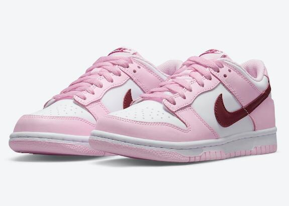 """LASTLY NIKE DUNK LOW """"STRAWBERRY PINK"""" TO RELEASE TOMORROW"""
