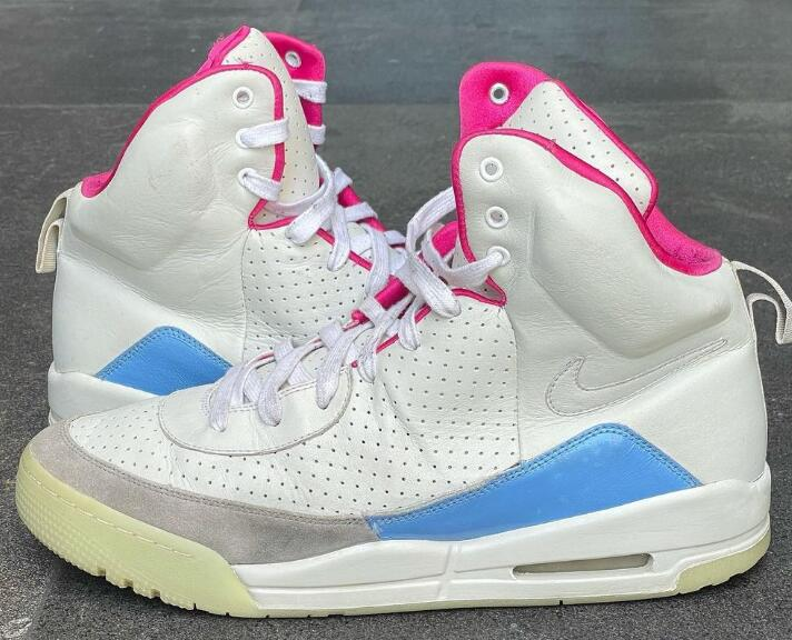Let's Review the Never-Before-Seen Nike Air Yeezy 1 Wear Test Sample