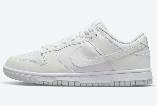 New Arrivals Nike Dunk Low Move to Zero Debut the White Colorways