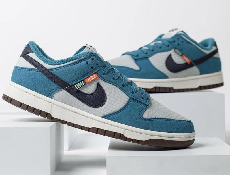 New Sale DD3358-400 Nike Dunk Low Toasty Coming for Summer