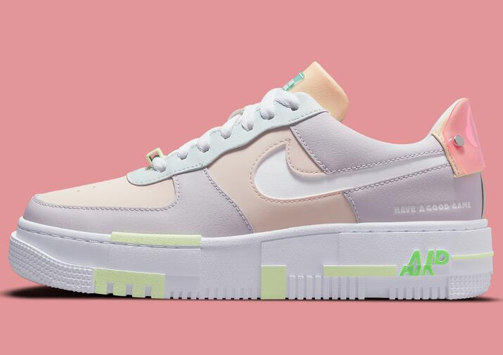New Release LPL x Nike Air Force 1 Pixel Have A Good Game for Sale