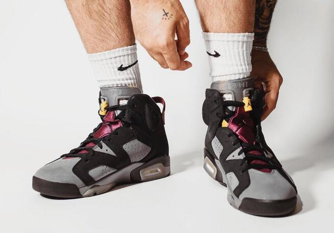 To Buy The Hot Selling Air Jordan 6 Bordeaux With Big Discount