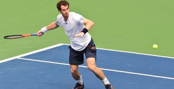 Andy Murray reunited with lost 'smelly' shoes, wedding ring