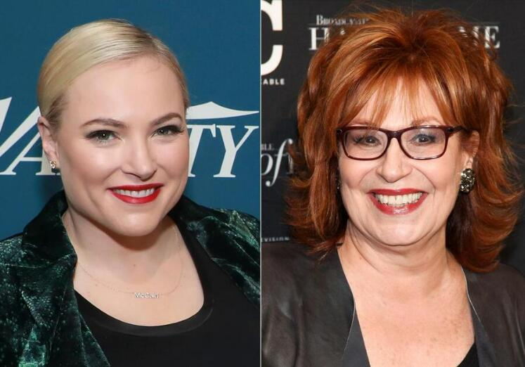 McCain Book Shares Why She Left 'Toxic' Times at 'The View'
