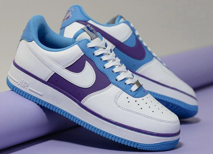 """New Brand NBA x Nike Air Force 1 """"Lakers"""" Online Sale"""