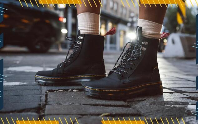 The Dr. Martens x Herschel Collaboration Is Only Available for 2 Days! Get Them Before They're Gone Forever