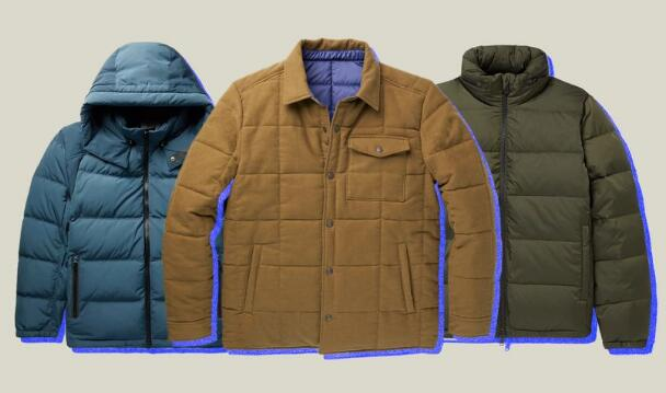 These Puffer Jackets Promise to Keep You Warm