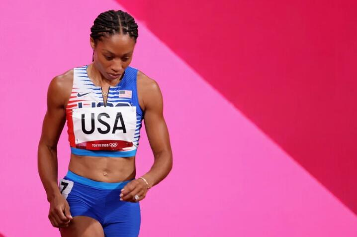 US Olympic Star Allyson Felix Claims Nike Negotiations Were the 'Lowest' Point of Her Career